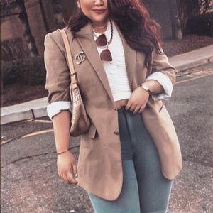 Vintage blazer 100% wool